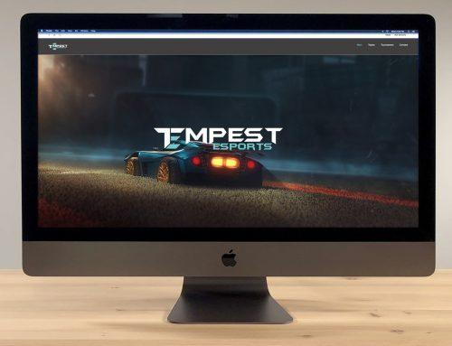 Tempest Esports Website