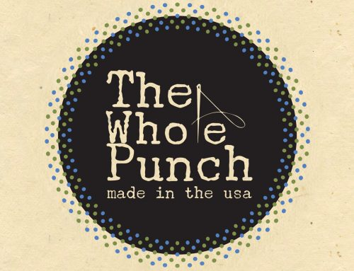 The Whole Punch Logo